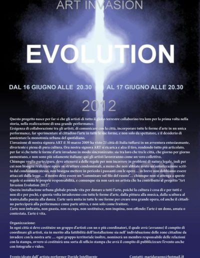 2012 - Art Invasion 2012