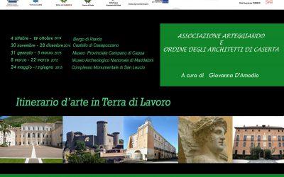 2014 – Itinerario d'arte in Terra di Lavoro