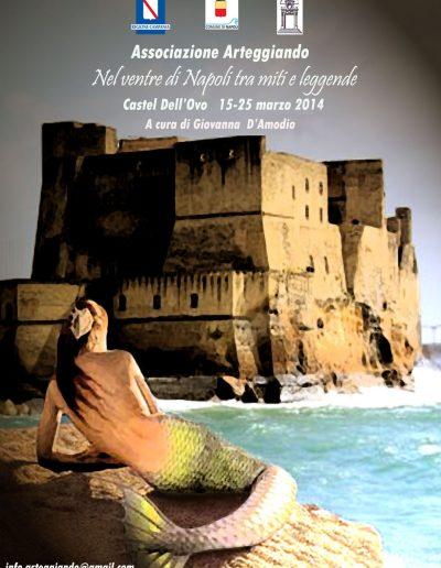 2014 - Nel ventre di Napoli tra miti e leggende