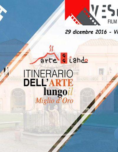 2016 - Vesuvius Film Festival I Edizione