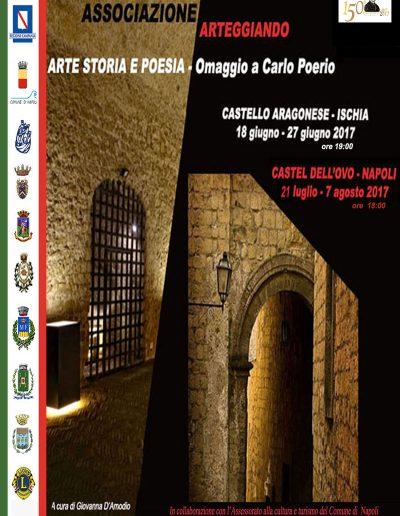 2017 - Arte, storia - Omaggio a Carlo Poerio