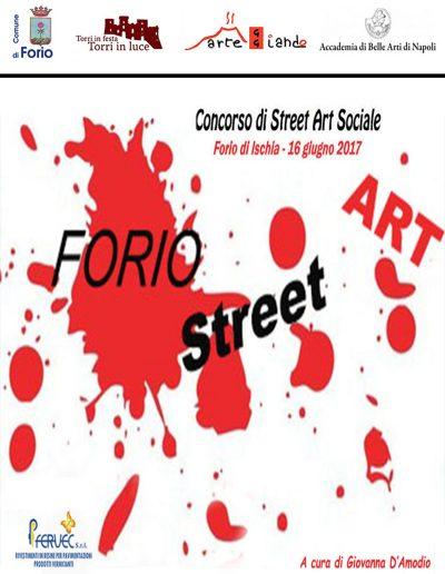 2017 - Forio Street Art