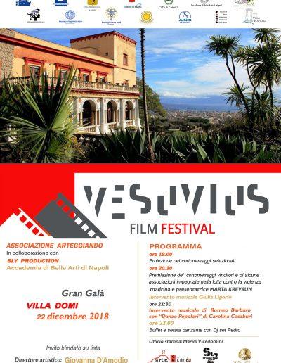 2018 - Fesuvius Film Festival II Edizione